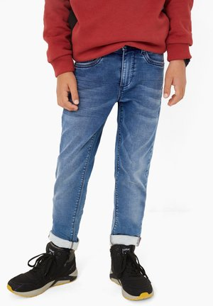 SLIM FIT - Slim fit jeans - blue