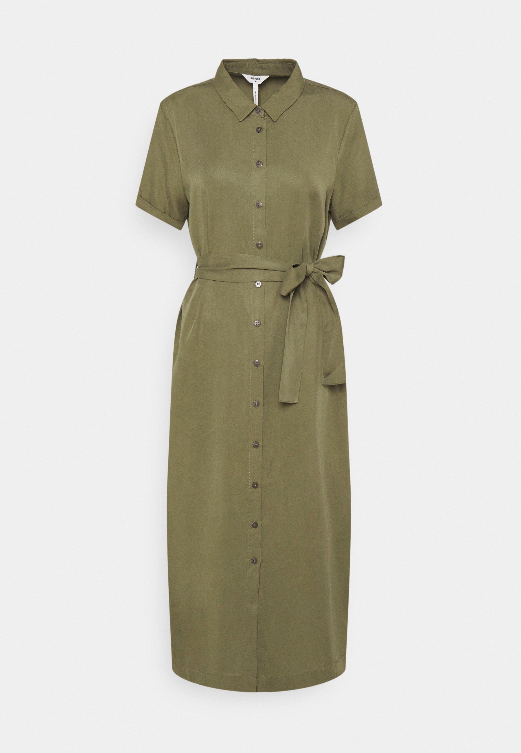 Women OBJTILDA ISABELLA - Shirt dress