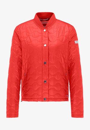 ALABAMA - Light jacket - mandarin orange