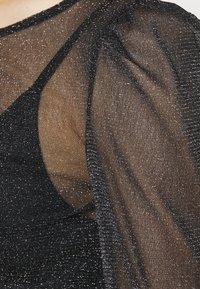 Monki - SILJA - Long sleeved top - black - 5
