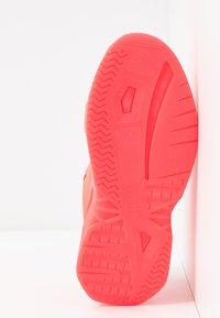 Versace Jeans Couture - Baskets basses - corallo fluo - 6