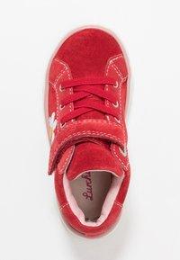 Lurchi - SIBBI - Sneakers alte - red - 1