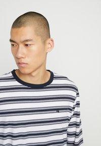 Scotch & Soda - LONGSLEEVE TEE - Långärmad tröja - dark blue/white - 3