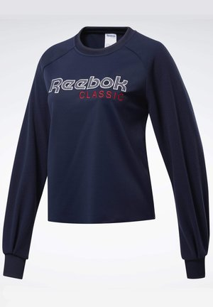CLASSICS CREW SWEATSHIRT - Sweatshirts - blue