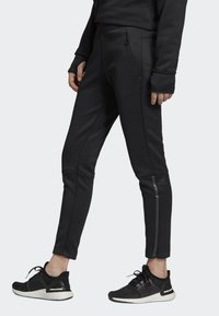 adidas Performance - ADIDAS Z.N.E. TRACKSUIT BOTTOMS - Tracksuit bottoms - black - 3