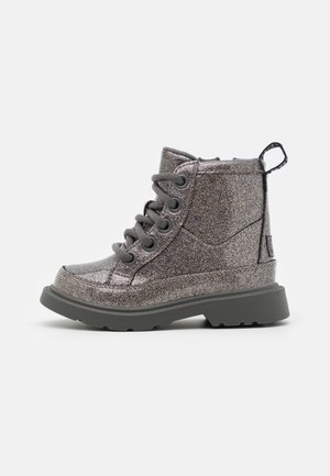 ROBLEY GLITTER - Veterboots - charcoal