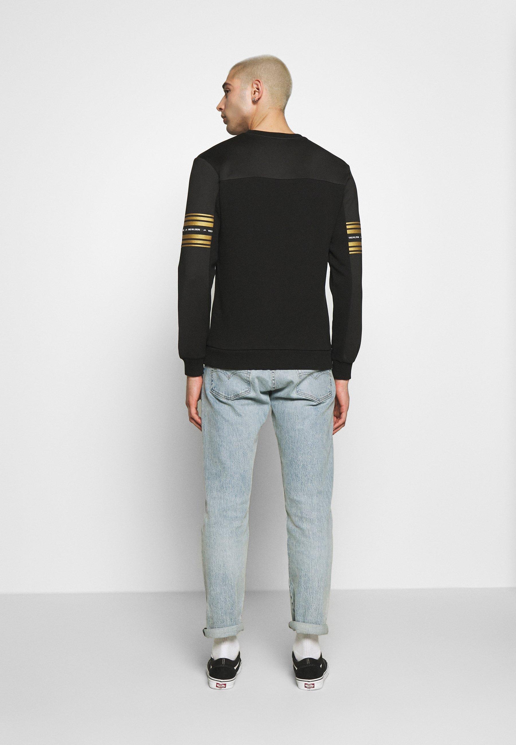 Kings Will Dream Sweatshirt - black/gold