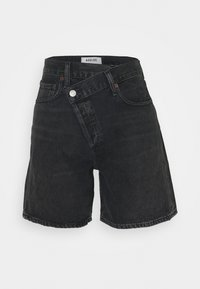 Agolde - CRISS CROSS - Denim shorts - photogram - 0