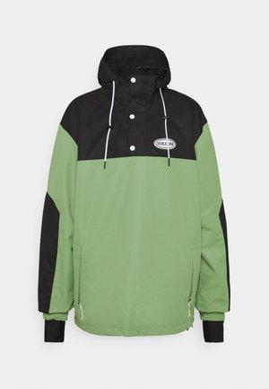 LONGO - Snowboard jacket - jade