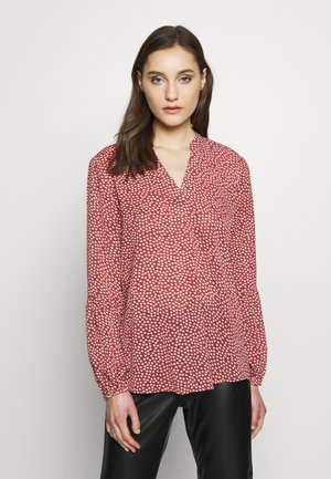 RIKKELIE TOP - Blouse - apple