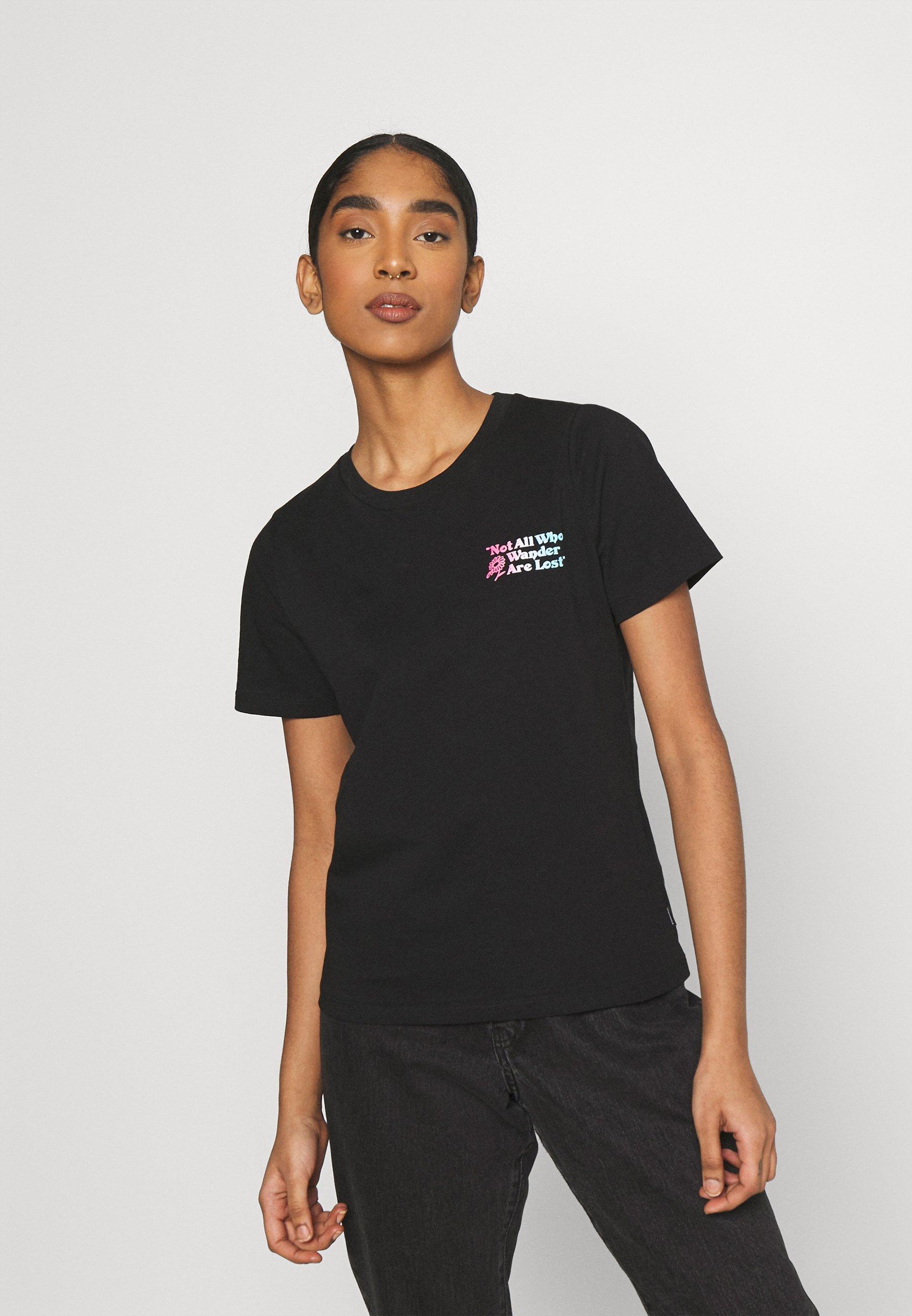 Damen EXPLORATION TEAM GRAPHIC TEE - T-Shirt print