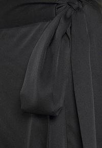Monki - Maxi skirt - black dark - 4