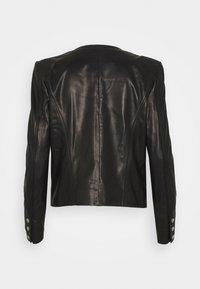 Iro - COMPLET  - Leather jacket - black - 8