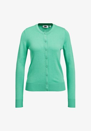 Cardigan - bright green