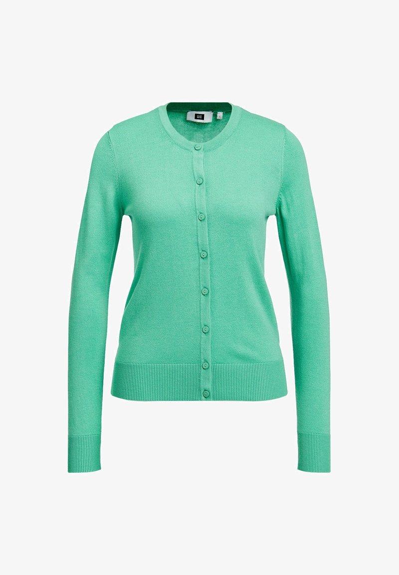 WE Fashion - Cardigan - bright green
