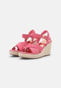 Ted Baker - SELANAS - Platform sandals - pink - 2