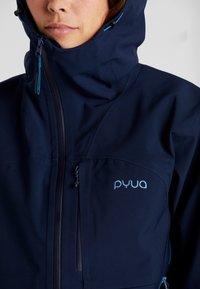 PYUA - GORGE - Ski jacket - navy blue - 5