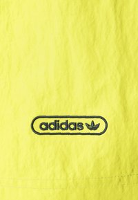 adidas Originals - WOVEN UNISEX - Shorts - acid yellow - 5