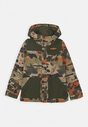 DUGOUT CAMO - Snowboard jacket - kelp birch