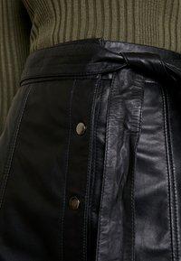 Ibana - FLO - A-line skirt - black - 5