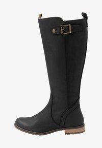 Barbour - REBECCA - Cowboy/Biker boots - black - 1