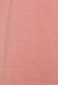 Moss Copenhagen - ALVA PUFF TEE - Print T-shirt - ash rose - 2