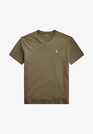 POLO RALPH LAUREN HERREN T-SHIRT - Basic T-shirt - green