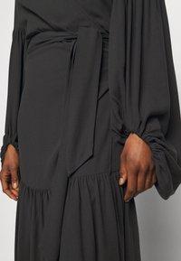 By Malene Birger - FRILLA - Maxi dress - black - 5