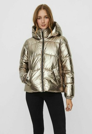 Winter jacket -  silver-coloured