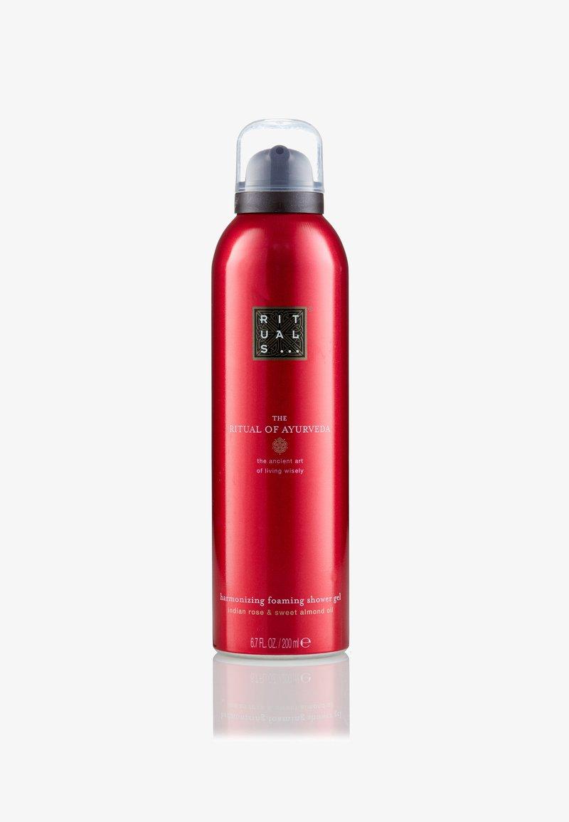 Rituals - THE RITUAL OF AYURVEDA FOAMING SHOWER GEL - Shower gel - -