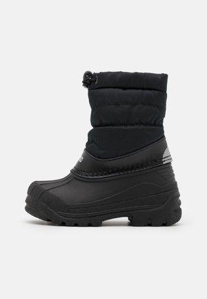 NEFAR UNISEX - Śniegowce - black