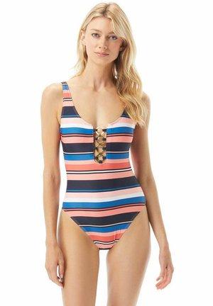 Swimsuit - persimmon multi