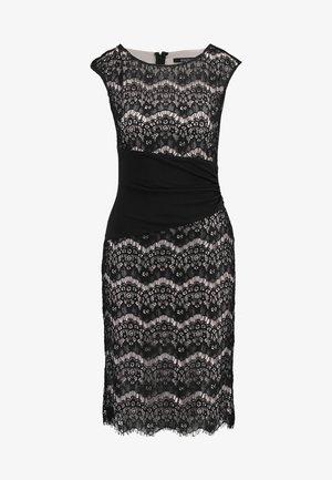 Cocktail dress / Party dress - schwarz/hellrosa