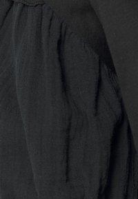 Even&Odd Curvy - Print T-shirt - black - 6