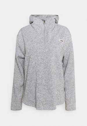 CRESCENT POPOVER - Hoodie - light grey heather