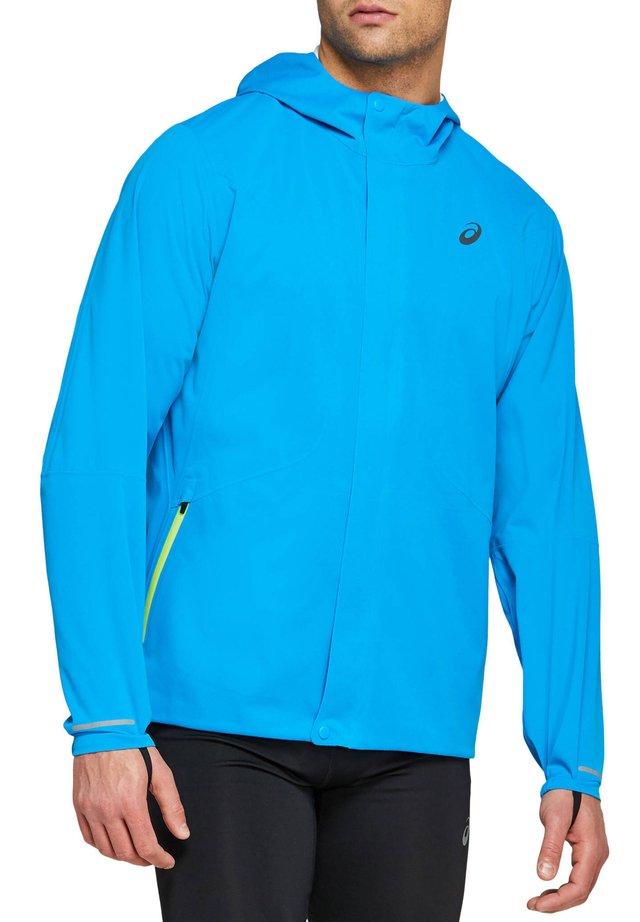 Trainingsjacke - blau
