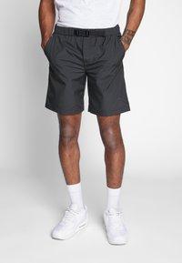 Mennace - GROSSGRAIN BELTED PULL ON - Shorts - khaki - 0