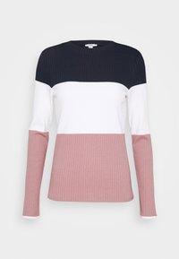 edc by Esprit - COLORBLOCK  - Svetr - pink - 5