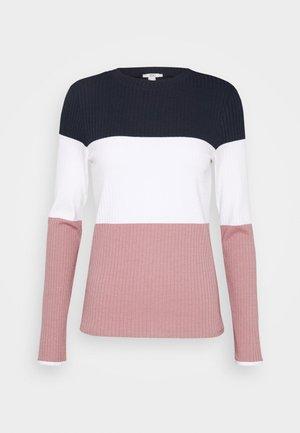 COLORBLOCK  - Strickpullover - pink