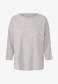 OYSHO - Pyjama top - light grey - 5