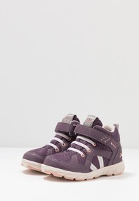 Viking - ALVDAL MID GTX - Hiking shoes - purple/light lilac - 3