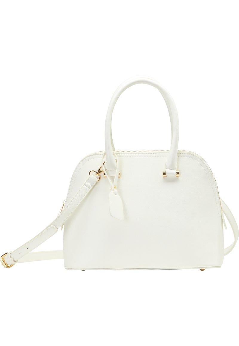 usha - HENKELTASCHE - Handbag - white