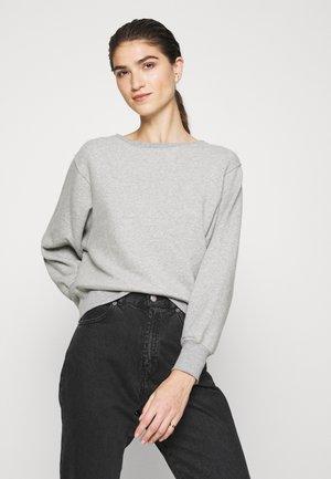 NEAFORD - Sweatshirt - gris chine