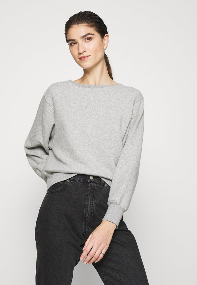 NEAFORD - Sweatshirt - gris chine