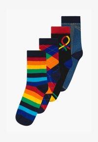 Benetton - LUTK FASHION 4 PACK - Ponožky - multi-coloured - 0