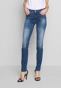 Replay - NEWLUZ HYPERFLEX - Jeans Skinny Fit - mediumblue - 0