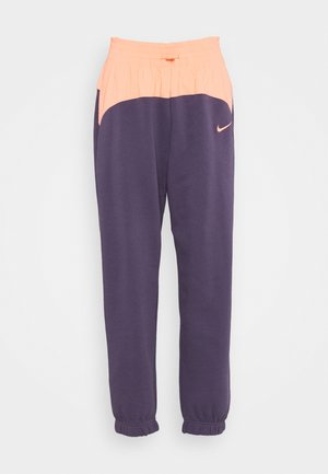Tracksuit bottoms - dark raisin/crimson bliss/bright mango