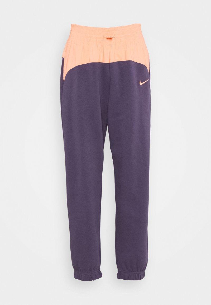 Nike Sportswear - Pantalon de survêtement - dark raisin/crimson bliss/bright mango