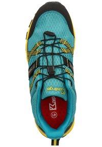 Kastinger - Trail running shoes - petrol 480 - 1