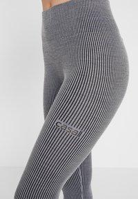 Casall - Tights - black grey - 5